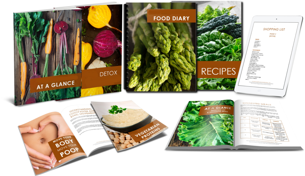Whole Food 14 days Seasonal Detox Program - Healthy Diet and