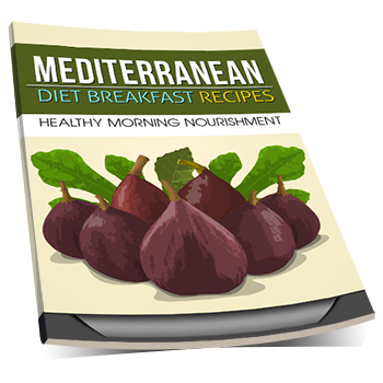 Mediterranean diet breakfast